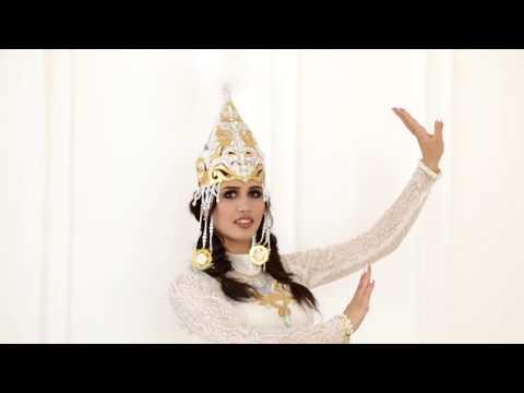 НАШ КОСТАНАЙ. «Мисс Этно-Костанай 2017». Участница №1 – Нигора Косимова, Казахстан