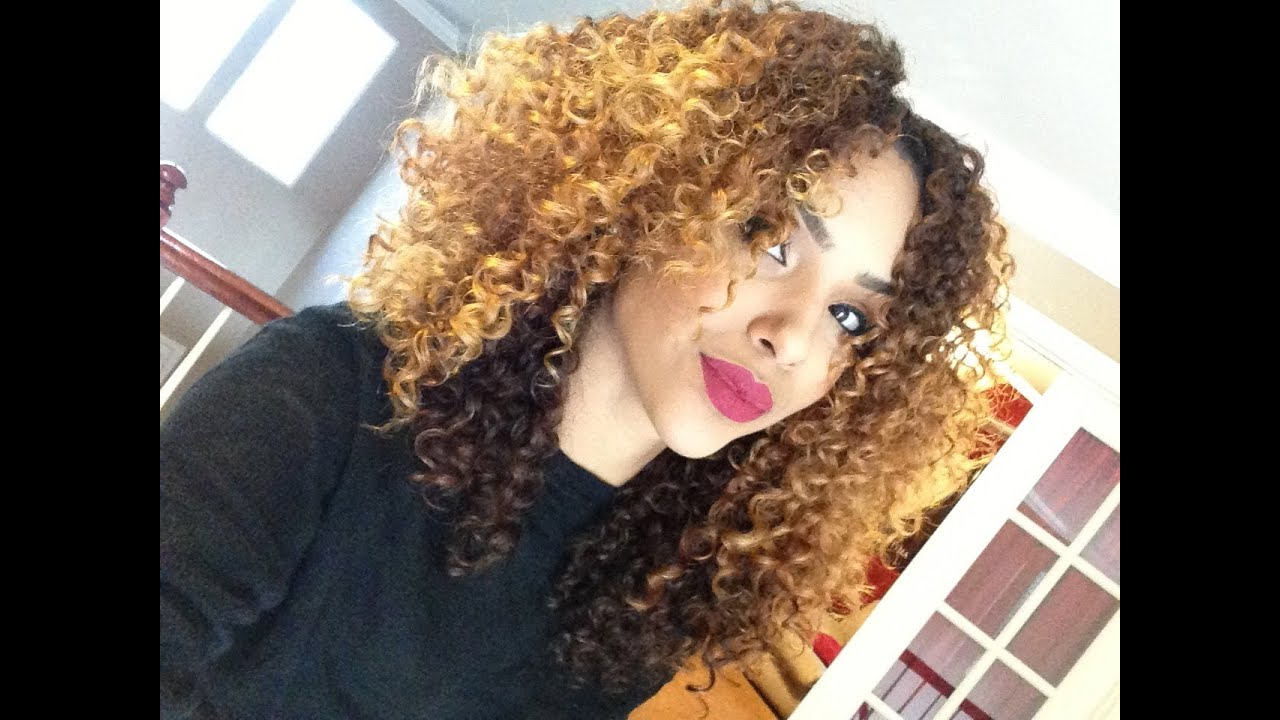 My Curly Hair Routine Using Ouidad Amp Giovanni Products