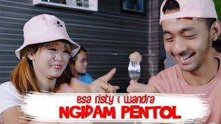 Download lagu Esa risty Feat Wandra - Ngidam pentol ( )