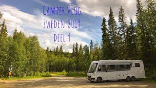 Camper vlog Zweden 2019 deel 9