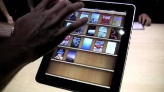 PCMag: Hands-on with the Apple iPad