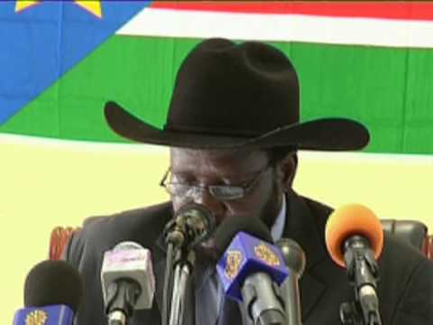 MaximsNewsNetwork: SOUTHERN SUDAN - SALVA KIIR WINS ELECTION (UNMIS)