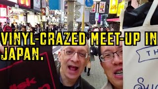 download musica Exciting Vinyl meet-up in Japan with Friend from Brazil