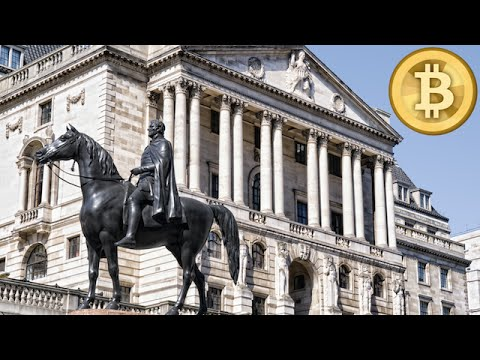 The Bank of England Is Fascinated With Bitcoin