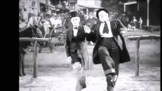 Laurel and Hardy / TNT   AC/ DC Cover