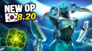 7 New OP Builds and Champs in Korea Patch 8.20 SO FAR (League of Legends)