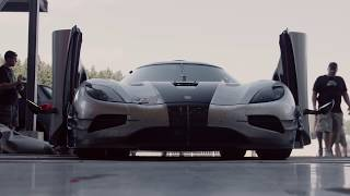 Koenigsegg Lap Record Attempt: Spa-Francorchamps