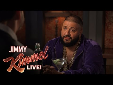 3 Ridiculous Questions with DJ Khaled