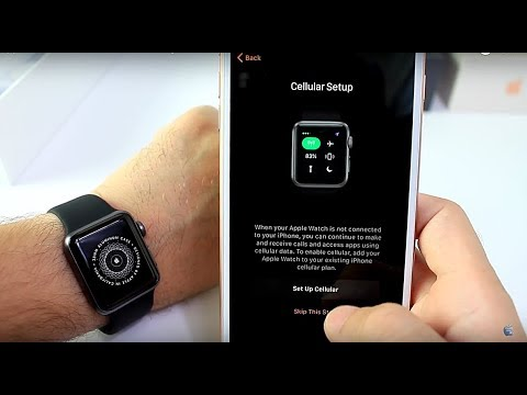 Apple Watch Series 3 LTE | My First Phone Call