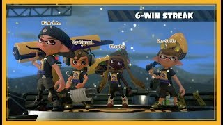 Splatoon 2: FrostyFest! Family vs. Friends ~ 2019-01-04