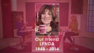 [HD] Loose Women: Lynda Bellingham Dies - Open and Close