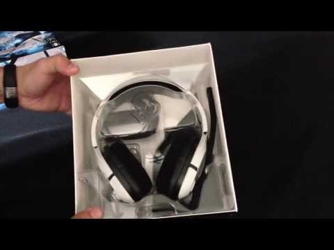 SkullCandy PLYR 1 Wireless Gaming Headset Unboxing