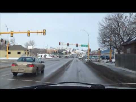 Minot North Dakota - Video Tour