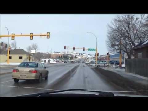 Minot North Dakota - Video Tour