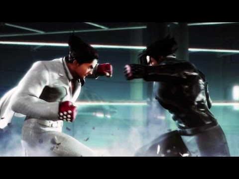 TEKKEN 7 Trailer (PS4) 2016