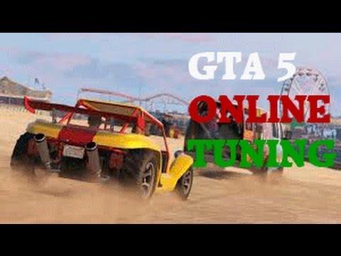 GTA 5 ONLINE: El Coche TodoTerreno MAS RAPIDO DE TODOS¡¡¡¡