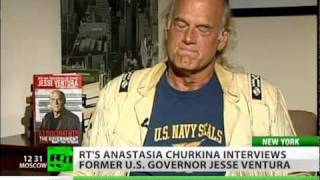 Jesse Ventura_ 16 mln docs cover-up?! US Revolt needed!