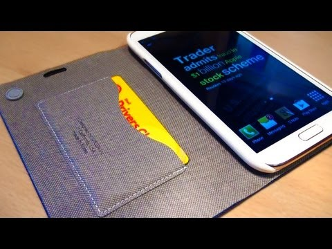 Samsung Galaxy Note 2 II HardBook Case by Spigen SGP