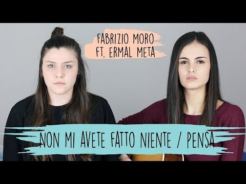 Non mi avete fatto niente / Pensa - Fabrizio Moro ft. Ermal Meta | Opposite Mashup
