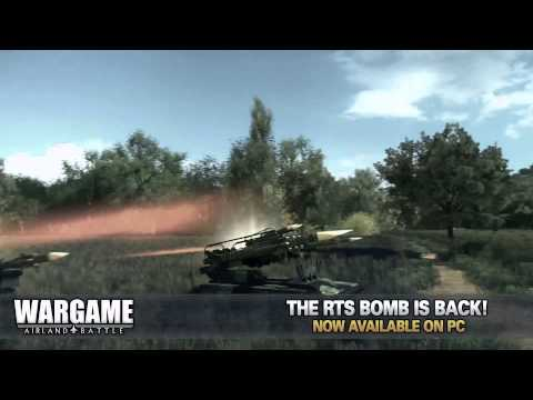 WARGAME AIRLAND BATTLE THE RTS BOMB IS BACK