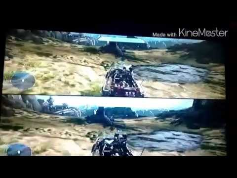 Halo 4 - un pequeño accidente automovilístico