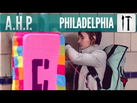 Ishknits - American Hipster Presents #12 (Philadelphia - Art)