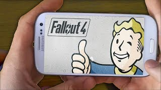 How to Install  Fallout 4 on Android and iOS Official Release