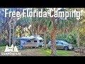 Free Camping in Florida!
