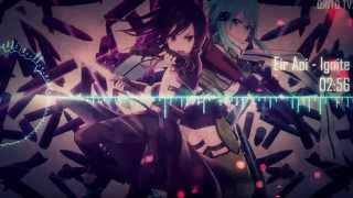 【Nightcore】Eir Aoi - Ignite『Male ver.』