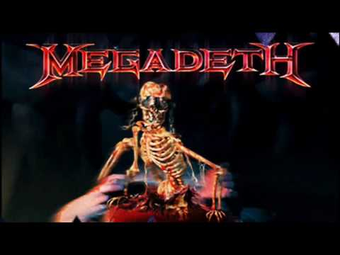 Megadeth - Losing My Senses