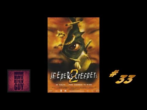 Jeepers Creepers Part 2 - Horror Movie Review Guy video