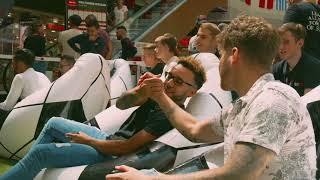 Fifa E-Sports Turnier in der Mall