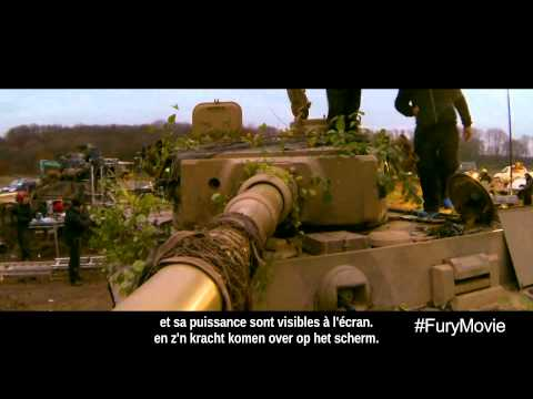 Fury // Featurette - Into the Tiger's Jaw (NL/FR sub)