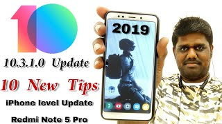Redmi Note 5pro Official Update 10.3.1.0 |10 new full Tip's And Tricks|New Face Unlock|Sos update Mi