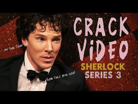 Sherlock - Crack!Video (series 3)