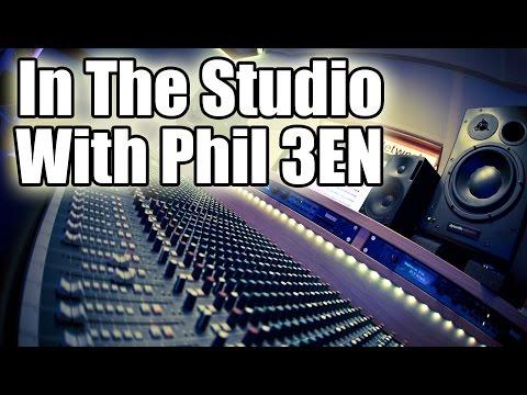 In The Studio With Phil 3EN #2