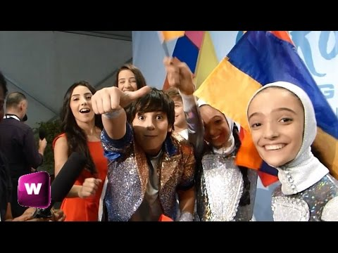Interview: Team Armenia (Third Place) Junior Eurovision 2014 | wiwibloggs