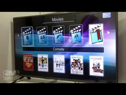 ISE 2015: Packet Ship Shows Middleware for Hospitality Based On Smart TVs