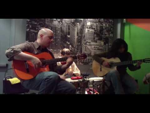 Blazing Guitar - Juan Serrano (Remix)