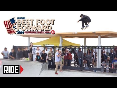 ZUMIEZ Best Foot Forward - San Diego