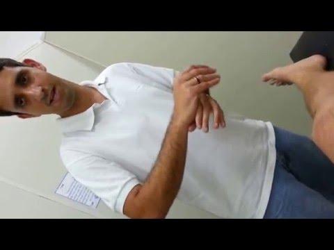 Cirurgia LCA - 17 pós oper. - 2° Fisioterapia ✰ Marcio Fiorini