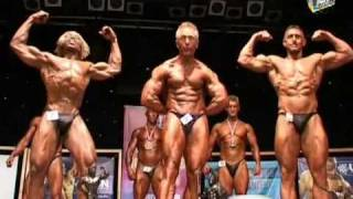 Check Out All The Bodybuilding Action at NABBA North East 2009- Part 2