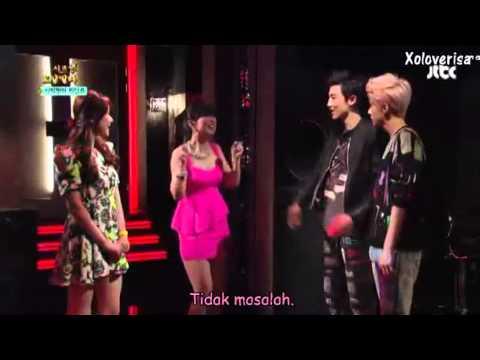 INDO SUB 130718 EXO Sehun & Chanyeol @ Royal Villa sitcom by Xoloverisa