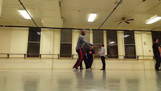 Modern Yang 24 Taijiquan - 07 Grasp the Sparrow's Tail - Right