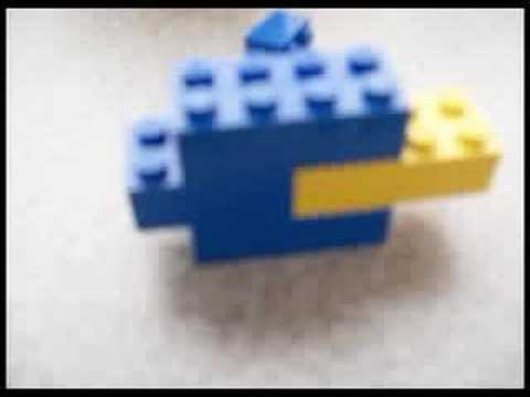 How to make a 3D Lego Samus