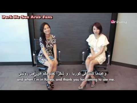 Showbiz Korea - Actress Park Hasun مترجم عربي