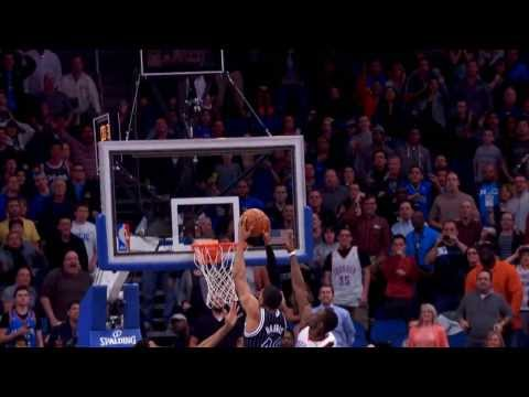 Tobias Harris' AMAZING Buzzer Beating Dunk for the Win Against the Thunder!