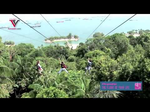 MegaZip Adventure Park Singapore On Sentosa