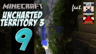 Minecraft Uncharted Territory 3 feat Etho and Pause - EP09 - Azarian Catacombs