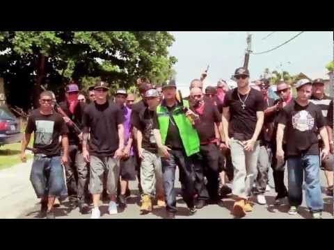 Johnny Stone , Barber , Polakan , Jansef , Durango & Eme Carrion - De La Calle ( Official Video ) HD